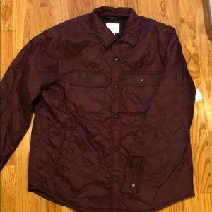 Old Navy mens shirt jacket XL